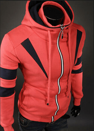 Assassin Double Zipper Hoodie - Hoodies - eDealRetail - 13