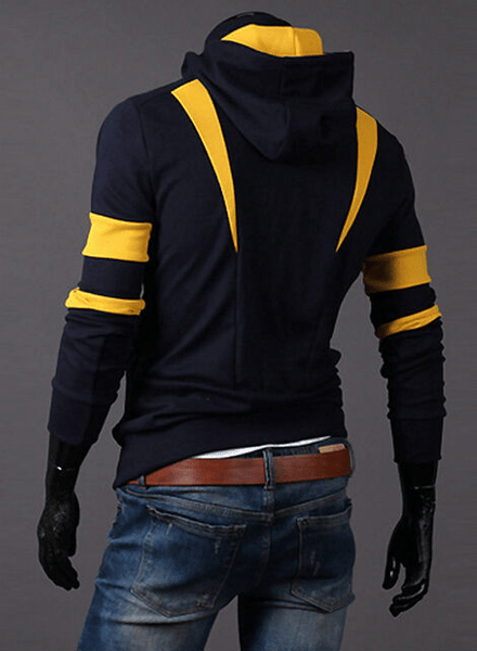 Assassin Double Zipper Hoodie - Hoodies - eDealRetail - 5