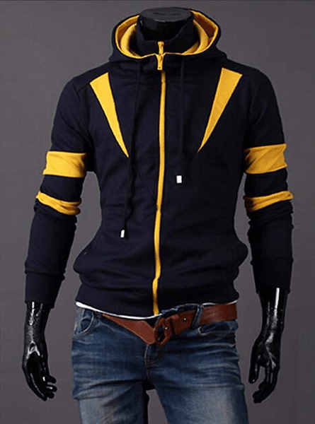 Assassin Double Zipper Hoodie - Hoodies - eDealRetail - 4