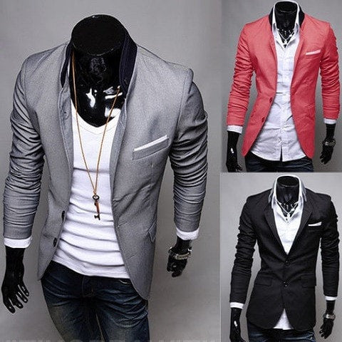 Sports Jackets For Men - Blazer Coats - Blazers - eDealRetail - 1