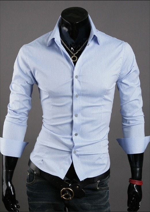 Formal Shirts For Men 10 Color Casual Dress Shirts Edealretail