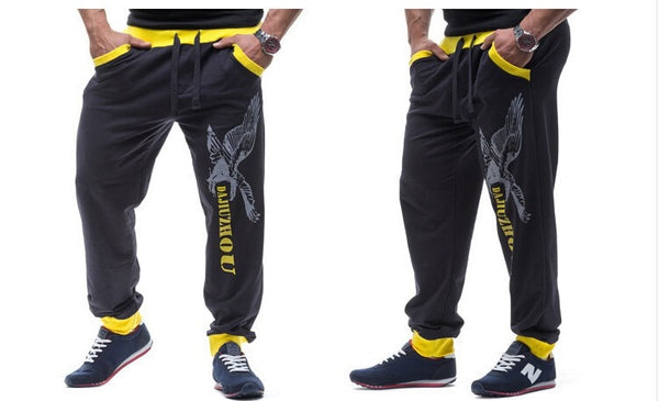 Casual Eagle Jogging Trousers - Stylish Pants - eDealRetail - 3