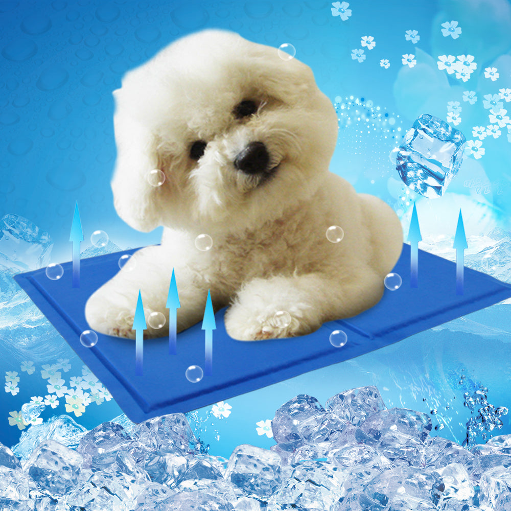Dog Cooling Mat - Keep Pets Cool in Summer!