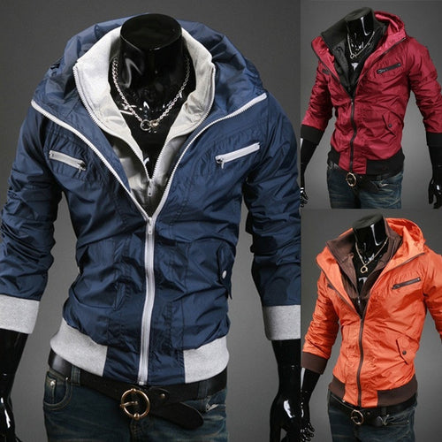 2016 Assassin Breathable Hoodie Jacket - Jacket - eDealRetail - 1