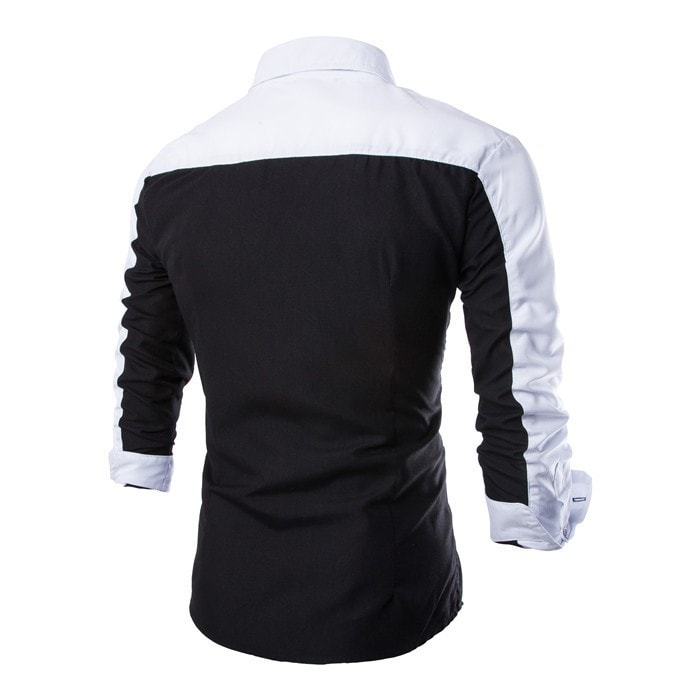 2016 Long Sleeve Casual European Style Shirts - Casual Shirts - eDealRetail - 9