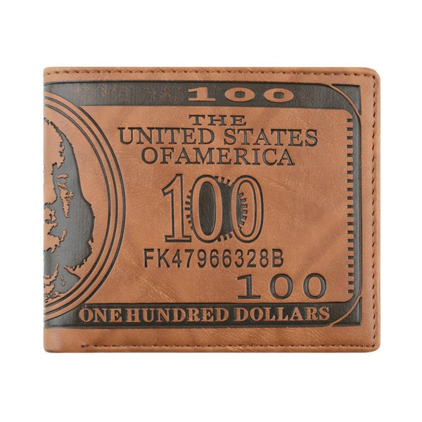 100 Dollar Bill Money Print Wallet - wallet - eDealRetail - 3