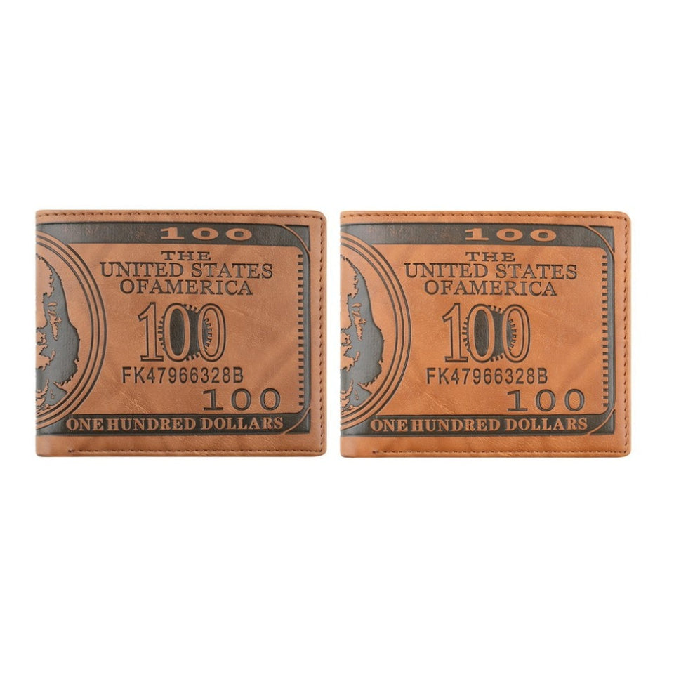 100 Dollar Bill Money Print Wallet - wallet - eDealRetail - 5