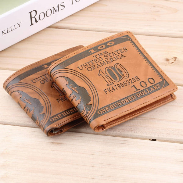 100 Dollar Bill Money Print Wallet - wallet - eDealRetail - 6