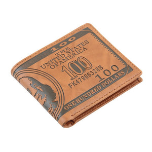 100 Dollar Bill Money Print Wallet - wallet - eDealRetail - 7