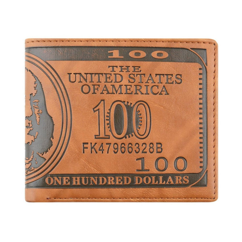 100 Dollar Bill Money Print Wallet - wallet - eDealRetail - 8