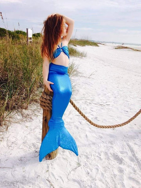Little Mermaid Bikini Costume For Kids - Costume - eDealRetail - 7
