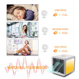 Personal Space Air Cooler - Portable AC