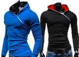 Side Zipper Pullover Hoodie - Hoodies - eDealRetail - 6