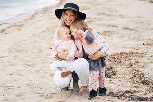 EMELIE JOHNSON: MULTI-TASKING & MOTHERHOOD AS A CREATIVE