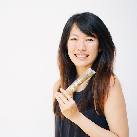 Tubify freeze pop freezie - founder Emily Fan