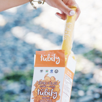 Load image into Gallery viewer, Mango Tiger Freeze Pop Freezies (72 Freezie Bulk Case) - Tubify Shop