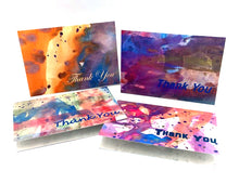 Load image into Gallery viewer, Boxed Set of Thank You Cards