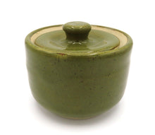 Load image into Gallery viewer, Green Lidded Vessel