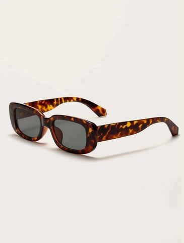 Low Key Leopard Sunnies