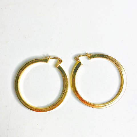 Dee Medium Hoops