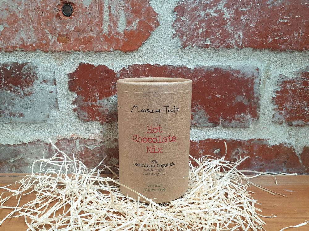 Dark Hot Chocolate Tins 250g
