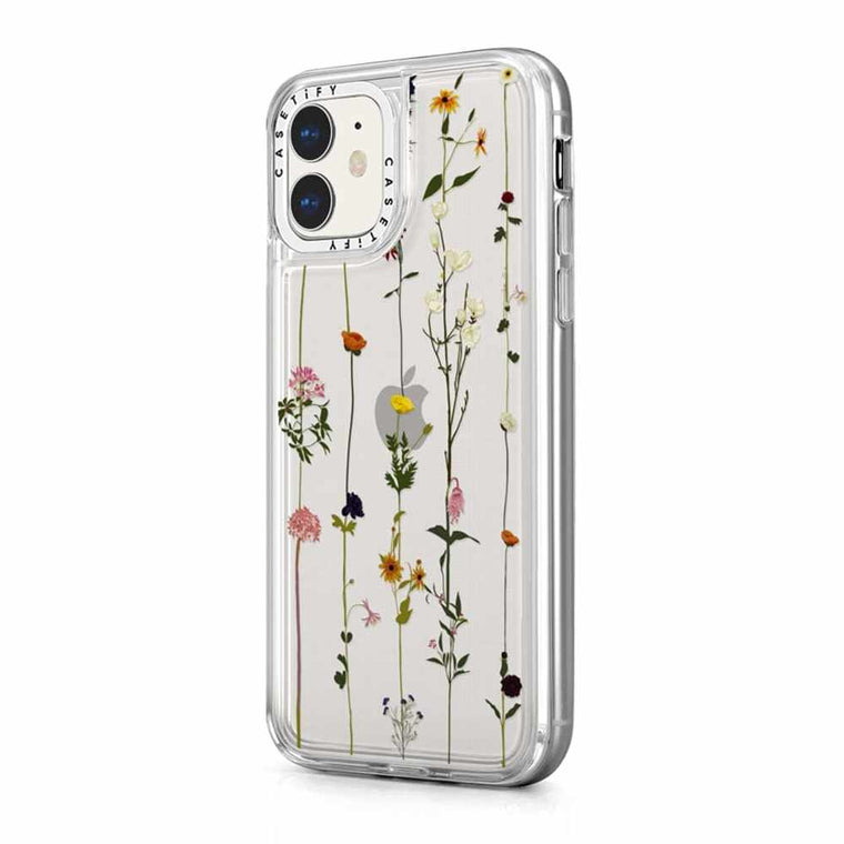 Casetify Grip Case Floral for iPhone 12 Pro Max