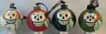 Load image into Gallery viewer, sugar skull ornament