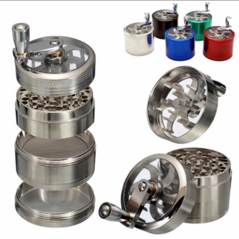 4 Layer Aluminum Grinder (2in)