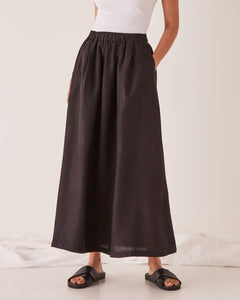 ASSEMBLY NOMA LINEN SKIRT