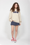 LEO+BE QUARTERS SWEATER