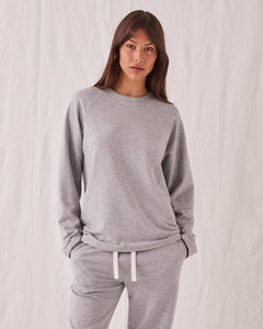ASSEMBLY KIN FLEECE TOP