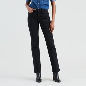 LEVI'S 314 SHAPING STRAIGHT 4X STRETCH JEAN
