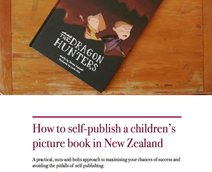 My guide to publishing