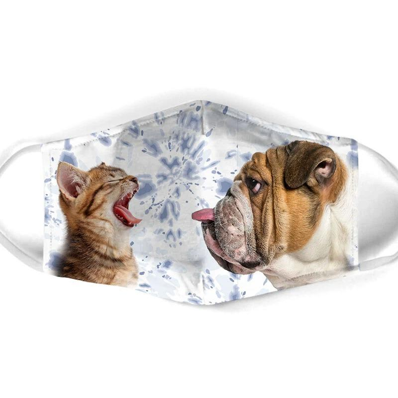 Dog Facemask Art 88