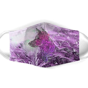 Dog Facemask Art 132