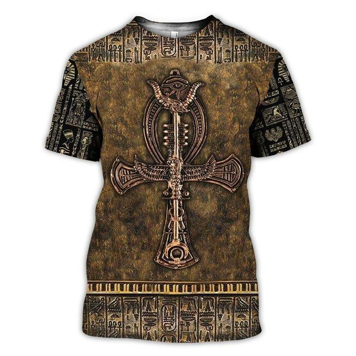 Ancient Egypt 3D All-over Printed T-shirt 2021 Custom Design 15