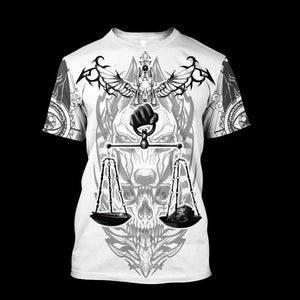 Ancient Egypt 3D All-over Printed T-shirt 2021 Custom Design 79