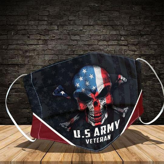 Special army fabric face cover azs0053