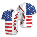 Load image into Gallery viewer, Baseball-American-Flag