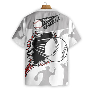 Baseball Wear Out Pattern