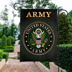 Load image into Gallery viewer, US Army Veteran Garden and House Flag