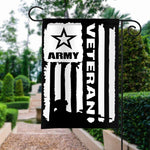 Load image into Gallery viewer, Army veteran Flag
