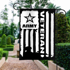 Army veteran Flag