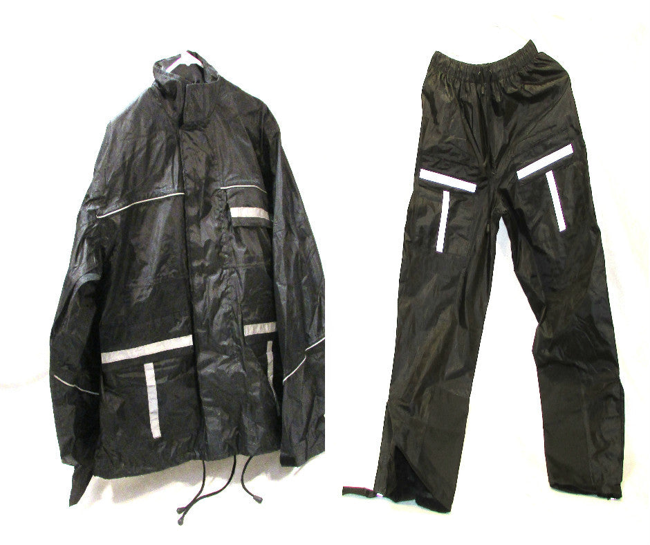 Motorcycle rain gear leather motorcycle chaps sturgis for Motor cycle rain gear