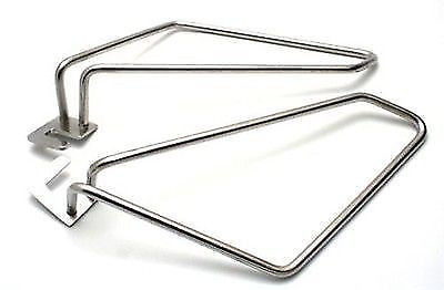 Saddlebags Supports Brackets for Motorcycle Fit Honda VT750C3 Shadow ACE-STURGIS MIDWEST INC.