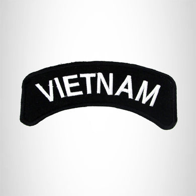 Vietnam Veterans of America Small Military rocker style military patches