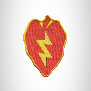 Small Patch 25th Infantry Tropic Iron on for Vest SB651