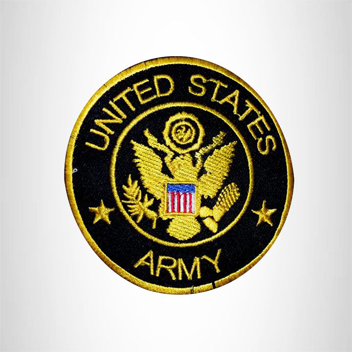 United States Army Small Patch for Vest jacket SB534