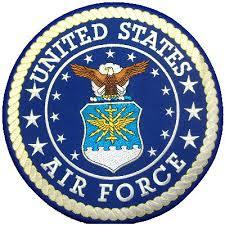 US Air Force Patch Large Round Logo Seal Back Patch for vest Jacket Embroidered-STURGIS MIDWEST INC.