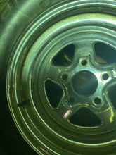 Load image into Gallery viewer, 3 Chevy pickup 1/2 ton rims 15x10